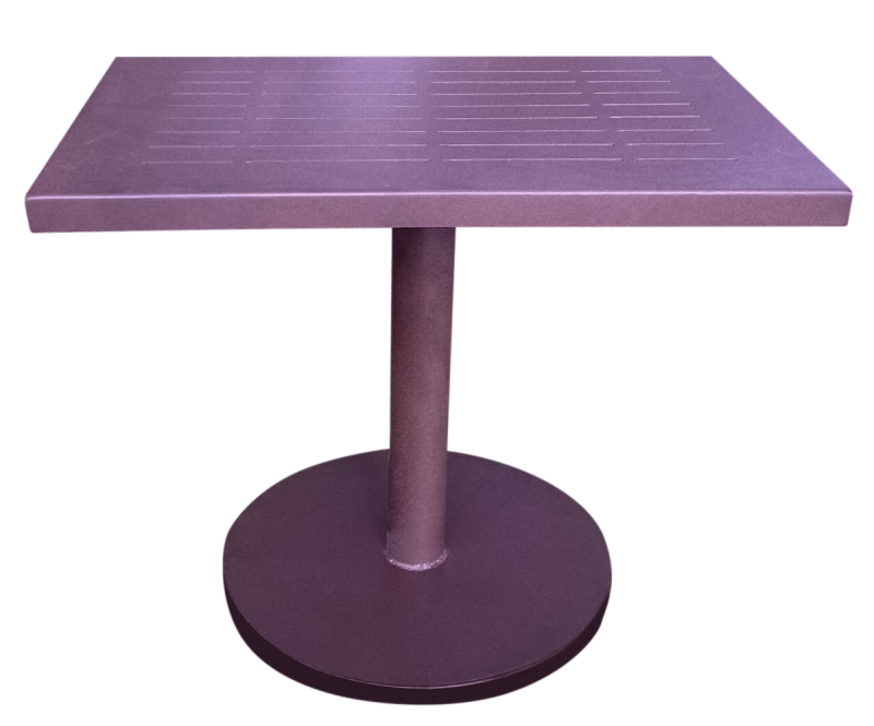 Pedestal Table 24x36