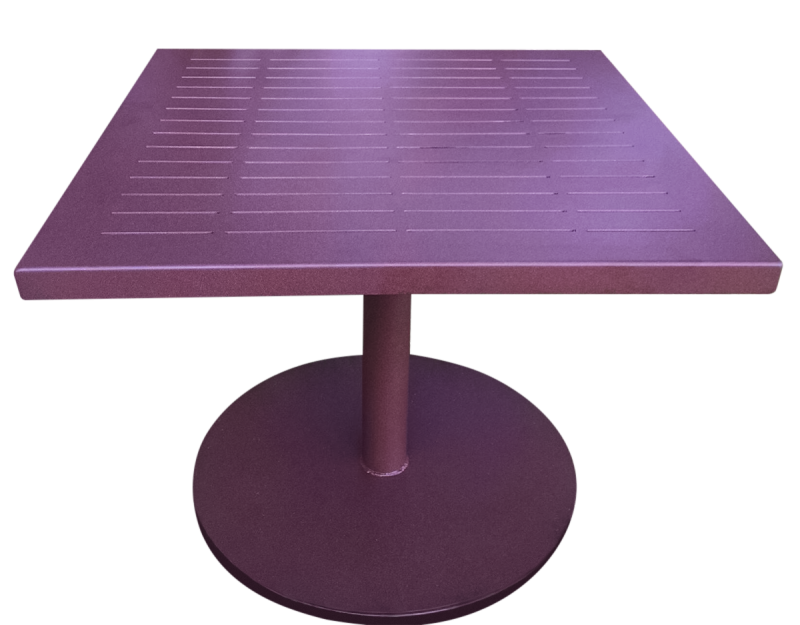 Pedestal Table 36×36