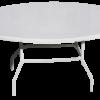 C36x54F Oval Fiberglass Table