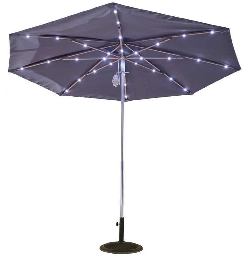 Solar Light Umbrella