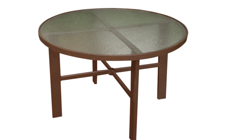 H-48A 48 inch Hurricane Table