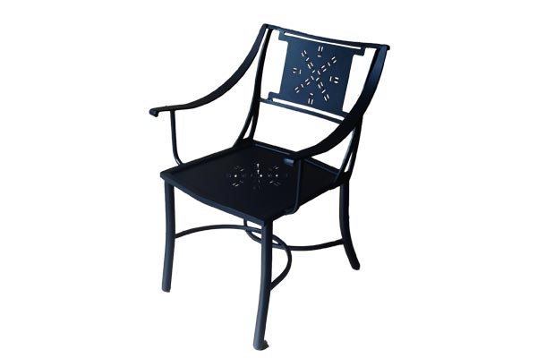 SC-50 Enterprise Aluminum Chair