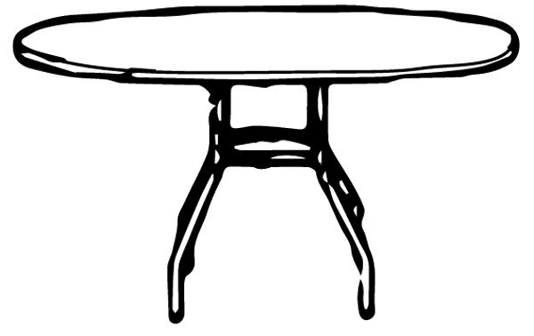 blank-oval-table