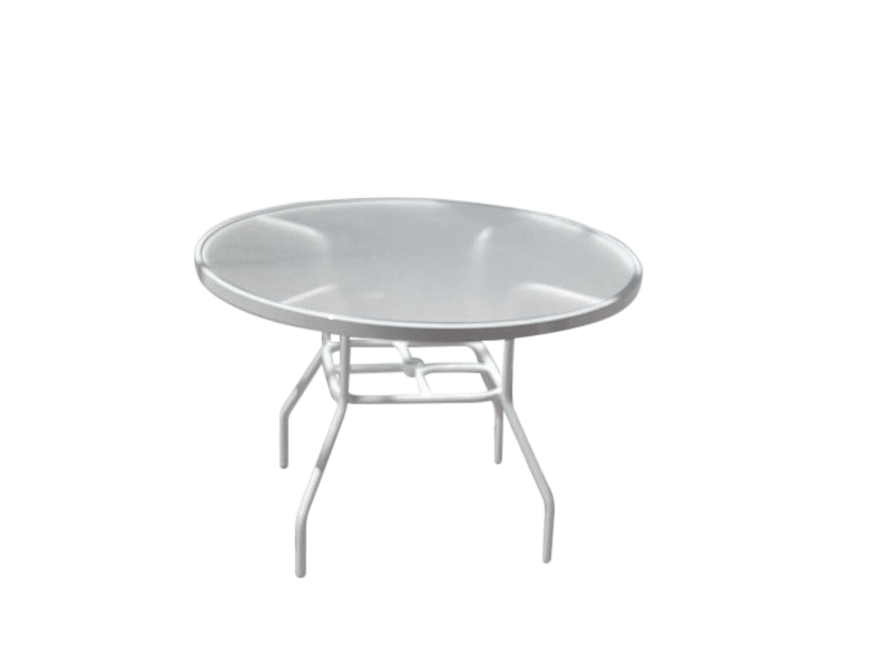 C-48A Acrylic Dining Table