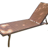 EW-149 Wood Chaise Lounge