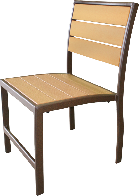 EW-49 Armless Dining Chair