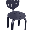 Kid Stool with back