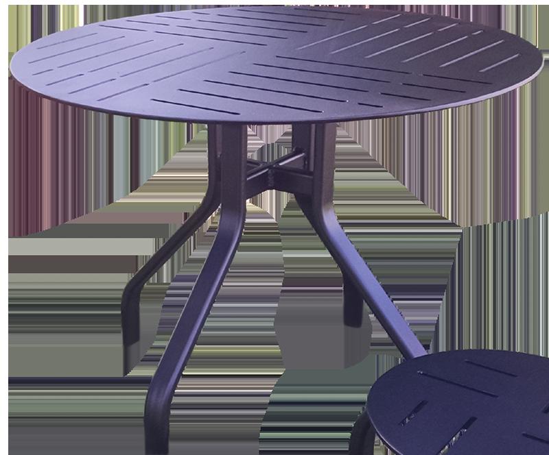 Kids Dining Table – Rimless Designer Punch