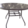 Outdoor Aluminum Table - R-48 - 48""