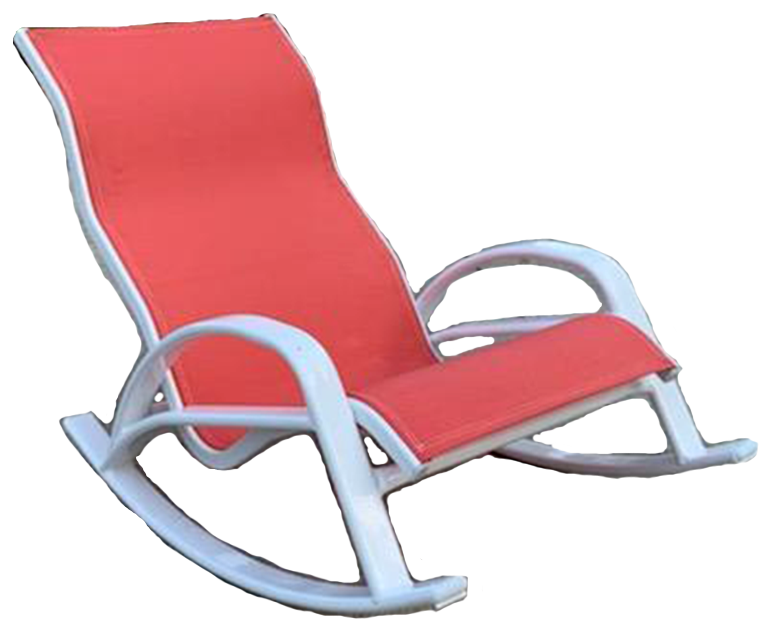 Low Boy Sling Rocker Sand Chair