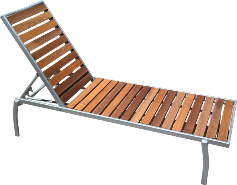 Teak Chaise Lounge TK-149